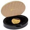 Zlatá mince 1/4 oz (trojské unce) ROK PSA PROOF Austrálie 2018