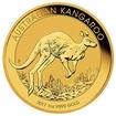 Zlatá mince 1 oz (trojská unce) KANGAROO Austrálie 2017
