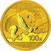 Zlatá mince 8g PANDA Čína 2016