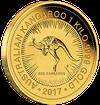 Zlatá mince 1000g KANGAROO Austrálie