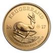 Zlatá mince 1 oz (trojská unce) KRUGERRAND 50. výročí Jižní Afrika 2017