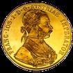 Franc Ios I. dukát  3,4909g