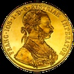 Franc Ios I. 4 dukát 13,9636g