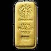 500 g. Zlatý slitek Argor Heraeus