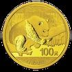 Panda 8g 2016  Zlatá investiční mince