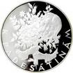 Stříbrná medaile k životnímu jubileu 50 let Proof