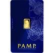 1g PAMP Investiční zlatý slitek