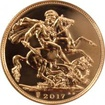 Zlatá investiční mince Sovereign The Royal Mint