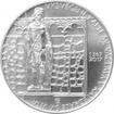 Stříbrná mince 200 Kč Vysvěcení kaple sv. Václava 650. výročí 2017 Standard