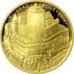 Zlatá mince 5000 Kč Kost 2016 Proof