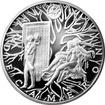 Stříbrná medaile Dekameron den osmý - O učiteli 2016 Proof