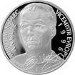 Stříbrná mince 2 NZD Miroslav Kadlec 2016 Proof
