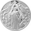 Stříbrná medaile Svatý Josef 2016 Proof