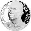 Stříbrná mince Jan Koller 2017 Proof