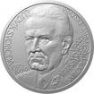 Stříbrná medaile Českoslovenští prezidenti - Ludvík Svoboda 2017 Proof