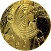 Zlatá investiční mince King Tut 1 Oz 2017