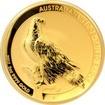 Zlatá mince 2 Oz Orel klínoocasý High Relief 2017 Proof