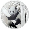 Stříbrná mince Panda Charming Animals 2017 Proof