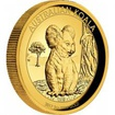 Zlatá mince 2 Oz Koala High Relief 2017 Proof