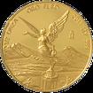 Zlatá investiční mince Mexico Libertad 1/2 Oz