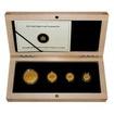Maple Leaf 25.výročí Sada zlatých mincí 2013 Ultra High Relief Proof