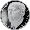 Stříbrná mince 500 Kč  Beno Blachut 100. výročí narození 2013 Proof