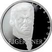 Stříbrná mince 200 Kč František Josef Gerstner 250. výročí narození 2006 Proof