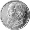 Stříbrná mince 200 Kč Jan Perner 200. výročí narození 2015 Standard