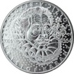 Stříbrná mince 200 Kč Kryštof Harant z Polžic a Bezdružic 450. výročí narození 2014 Stand.