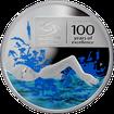 Stříbrná mince Plavání Austrálie 100. výročí 1 Oz 2009 Proof