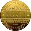 Zlatá investiční mince Wiener Philharmoniker 20. výročí 20 Oz 2009