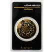 31,1g Argor Heraeus SA Švýcarsko Round-Kinebar Investiční zlatý slitek