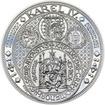 Nejkrásnější medailon III. Císař a král - 1 kg Ag Proof-like