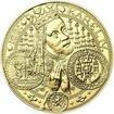 Nejkrásnější medailon I. Nové Město pražské - 1 kg Au b.k.
