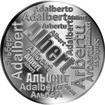 Česká jména - Albert - velká stříbrná medaile 1 Oz