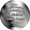 Česká jména - Amálie - stříbrná medaile