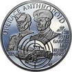 Operace Antropoid - stříbro Proof