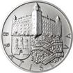 Bratislava stříbro 1Oz b.k.