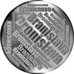 Česká jména - Bronislava - velká stříbrná medaile 1 Oz