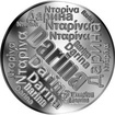 Česká jména - Darina - velká stříbrná medaile 1 Oz