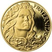Svoboda, Rovnost, Bratrství II. - sada tří zlatých medailí Proof