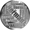 Česká jména - Heřman - velká stříbrná medaile 1 Oz