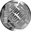 Česká jména - Ingrid - velká stříbrná medaile 1 Oz