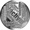 Česká jména - Jáchym - velká stříbrná medaile 1 Oz