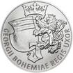 Johana z Rožmitálu 50 mm stříbro b.k.