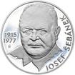 Josef Šebánek - 100. výročí narození stříbro proof