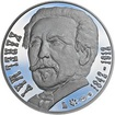 Karel May - 100. výročí úmrtí Ag proof