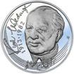 Karel Valdauf - 100. výročí narození Ag proof