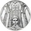 Stříbrná investiční medaile  Katedrála sv. Víta, Václava a Vojtěcha -