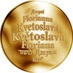 Česká jména - Květoslava - zlatá medaile